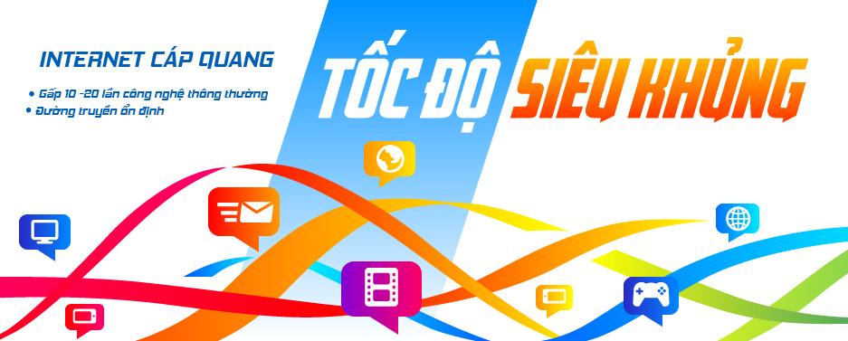 VTVCab cung cấp gói Internet cáp quang rẻ nhất tại Định Quán tỉnh Đồng Nai