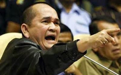 Ruhut : Pendukung Jokowi adalah Orang yang Ingin Negara Ini Hancur!!!