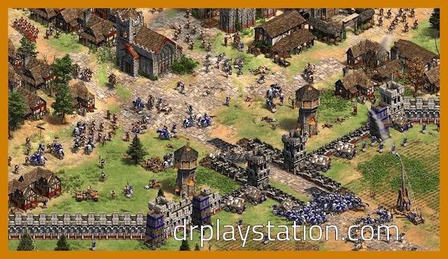 تحميل لعبة age of empires للكمبيوتر كاملة ميديا فاير