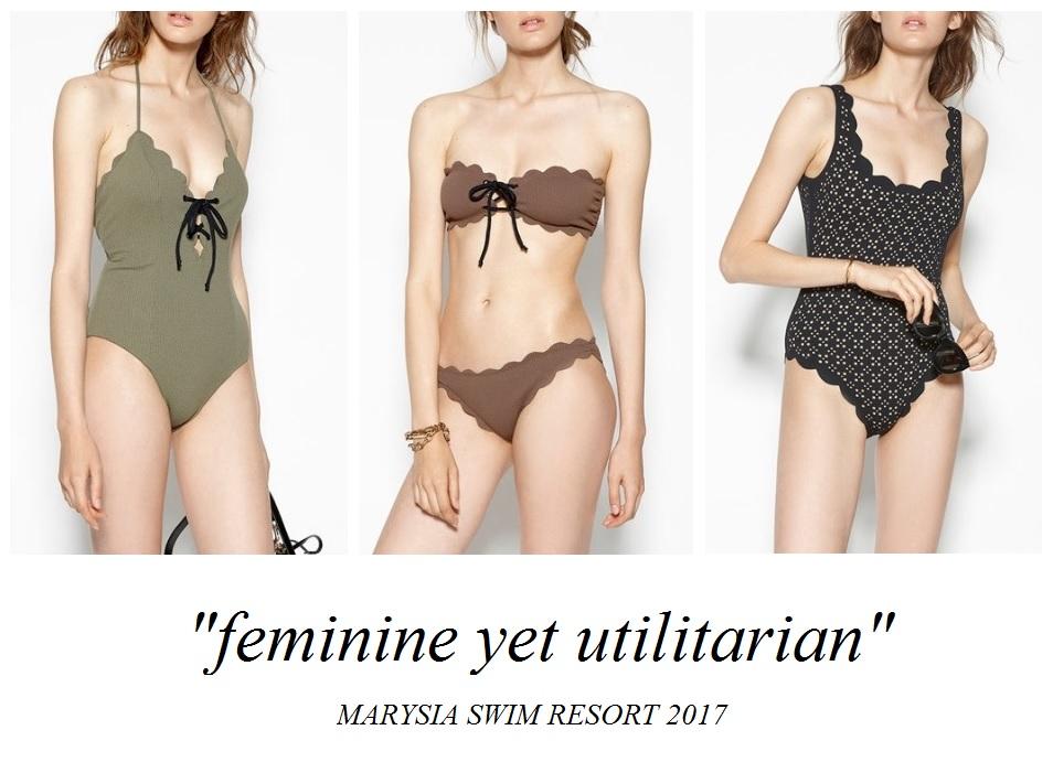 Marysia Swim Resort Collection, bikini fashion, latest swimwear trends