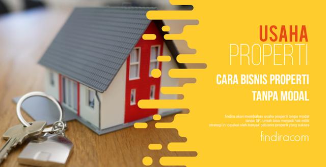 Cara Membeli Rumah Tanpa Modal Uang Sepeserpun