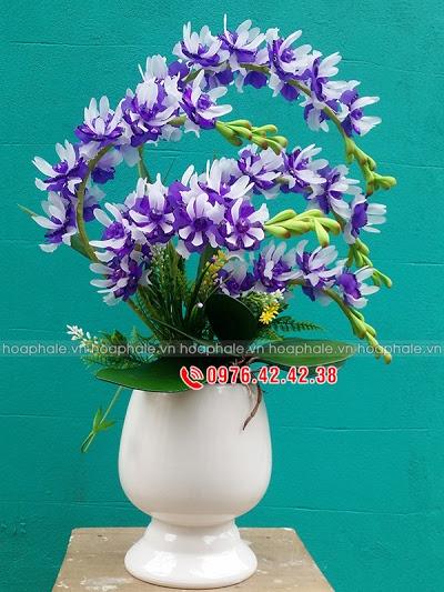 Hoa da pha le o Lang Ha