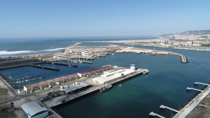 Docapesca com investimento de 110.000 € em telheiro do cerco do porto de pesca da Figueira da Foz