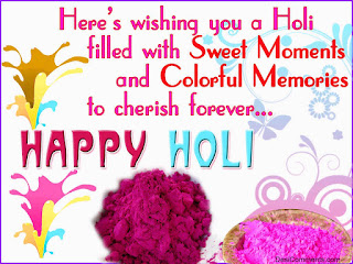 holi greeting 2016