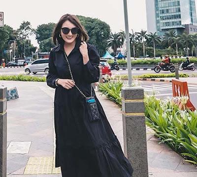 Kiki Amalia pemeran Nastiti Dewi / Dewi Sasaka Domas di Kembalinya Raden Kian Santang (KRKS)