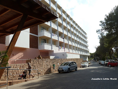 Review of the Fiesta Hotel Cala Nova, Ibiza
