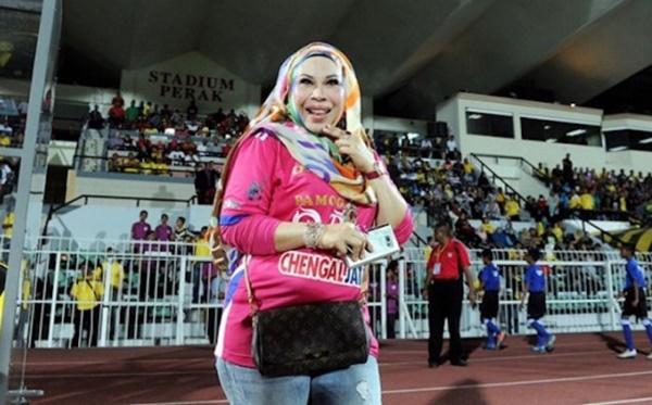 PANAS!! Dato Seri Vida Diberi 'Amaran Keras' Patuhi Peraturan Perlawanan Bola PQPTRW
