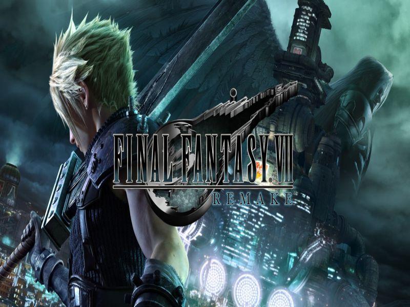Download Final Fantasy VII Remake Game PC Free