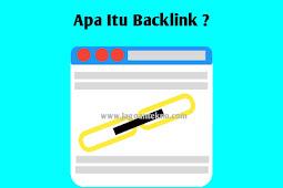 Apa itu backlink ? Penjelasan lengkap tentang backlink dan manfaatnya