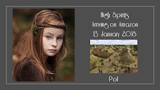 Meet my main characters - Pol - High Spirits