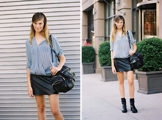 Vanessa Jackman New York Fashion Week Ss 2014 Bridget