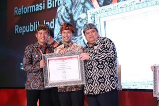 Pertahankan Nilai BB dalam SAKIP Award, Bupati Nur Arifin Apresiasi Kinerja OPD
