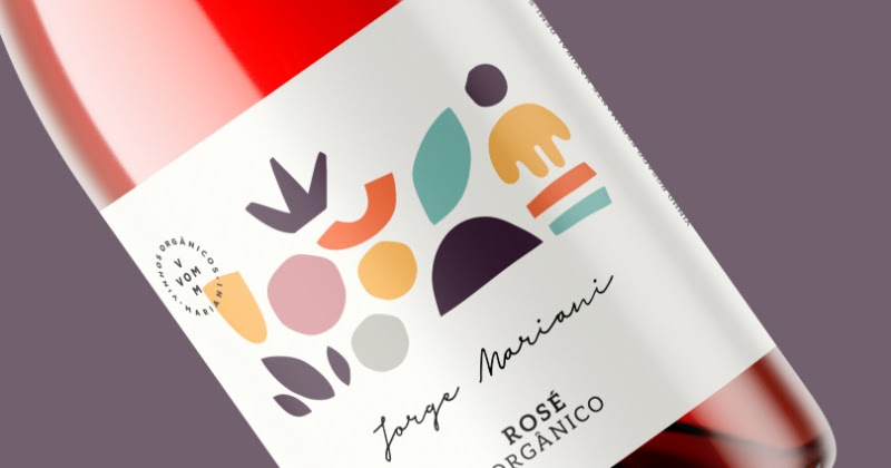 Jorge Mariani - Rosé sparkling wine
