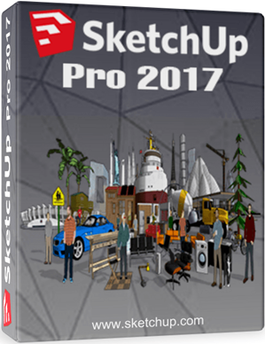 Download SketchUp Pro 2017 gratis