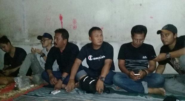 Jurnalis Sukabumi Tolak RKUHP Kerja Jurnalistik
