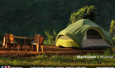 Secret Travel Destinations : Mankulam, Idukki