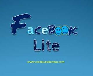 Cara Buat Akun Facebook Lewat Hp