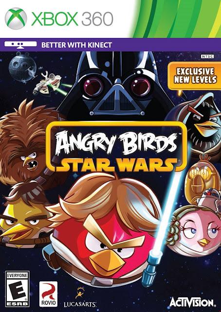 Angry Birds Star Wars - Xbox 360 - Portada