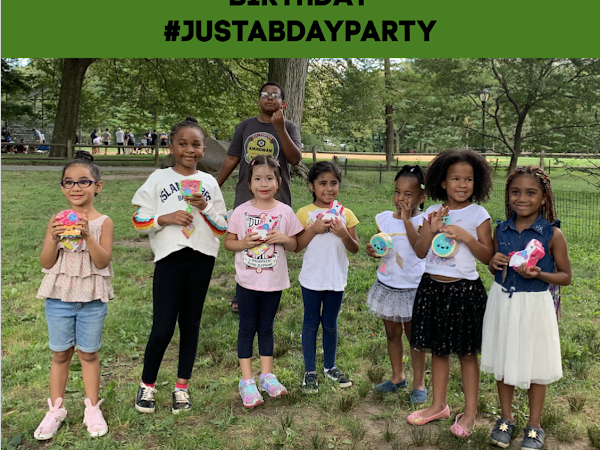 Celebrating #JustAPlaydate One Year Birthday #JustABdayParty