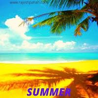 Summer season in Hindi
