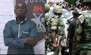 Army captain that freed me is on my payroll - Wadume reveals