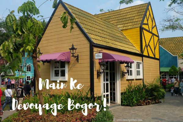 Main Ke Devoyage Bogor!