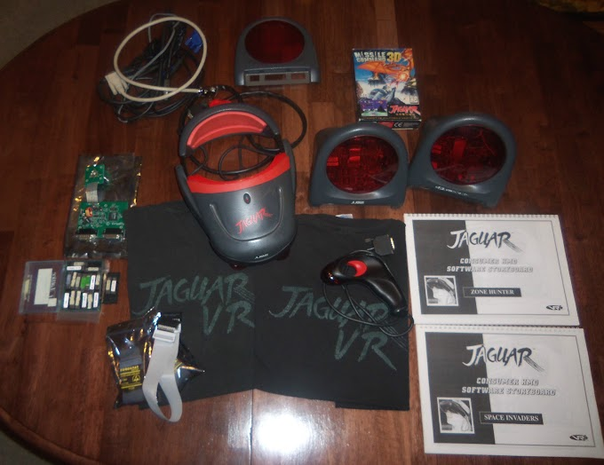 Atari Jaguar VR