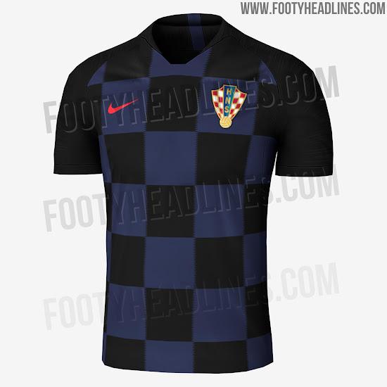 Mens Ringer World Cup 2018 T-Shirt KEEP CALM /& Support CROATIA Football