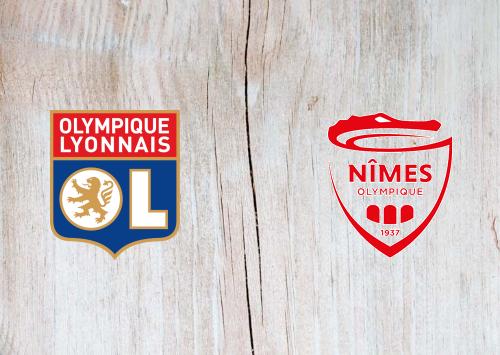 Olympique Lyonnais vs Nîmes -Highlights 18 September 2020