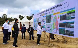 Salain Humbahas,  Jokowi Tunjuk Tapteng, Taput, Pakpak Bharat Jadi Kawasan Food Estate di Sumut