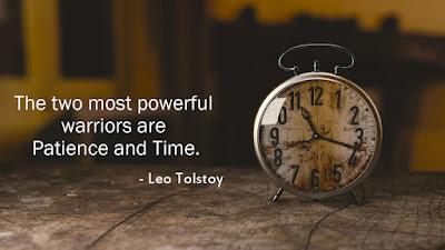 Time quotes - Leo Tolstoy quotes