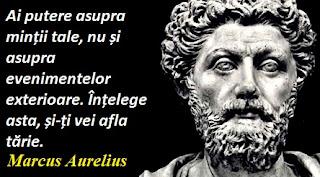 Citatul zilei: 26 aprilie - Marcus Aurelius