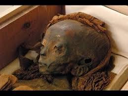 O mistério da Múmia negra