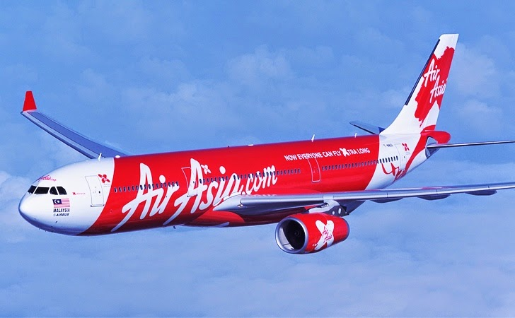 AirAsia Indonesia flight QZ8501 : Cyber Criminals Use Missing flight QZ8501 mystery as Bait