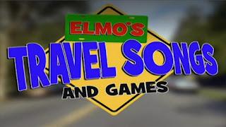Sesame Street Elmo's Travel Songs and Games