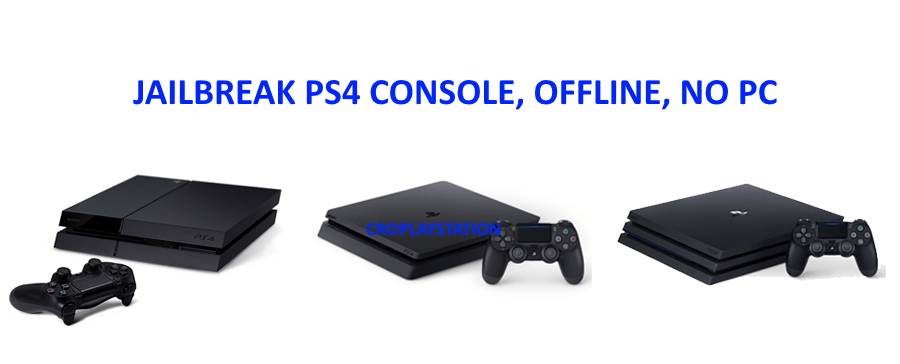HOW TO jailbreak PS4 on 5 05 with HEN and install games