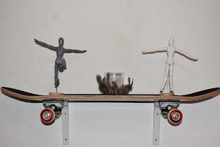 Skateboardregal
