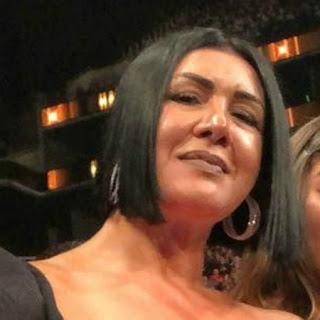 Rey Mysterio's wife Angie Gutierrez