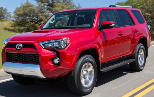 Toyota 4runner 2017 Price Canada