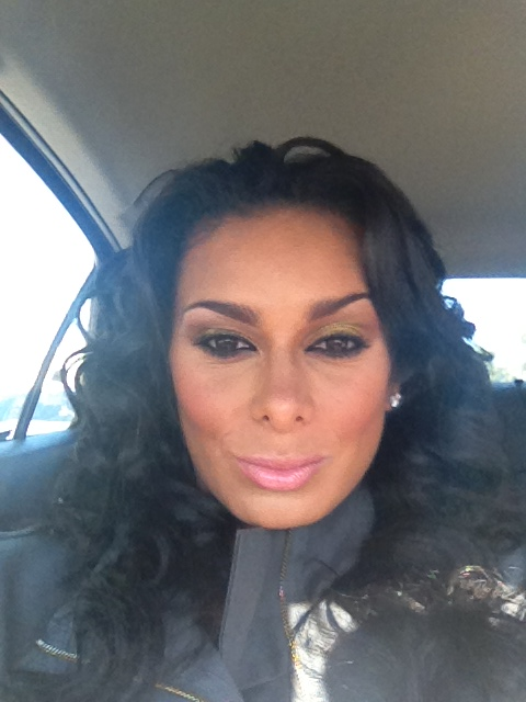 who is laura from basketball wives married to