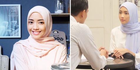 Tampil Cantik Islami, Begini Cara Ririn Dwi Ariyanti Pilih Hijab