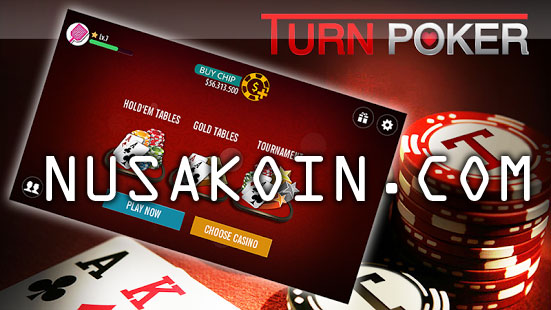 Seller Turn Poker Indonesia Terpercaya