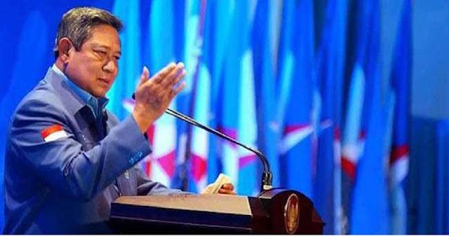 Pendiri Partai Demokrat Desak Kongres Luar Biasa Lengserkan SBY