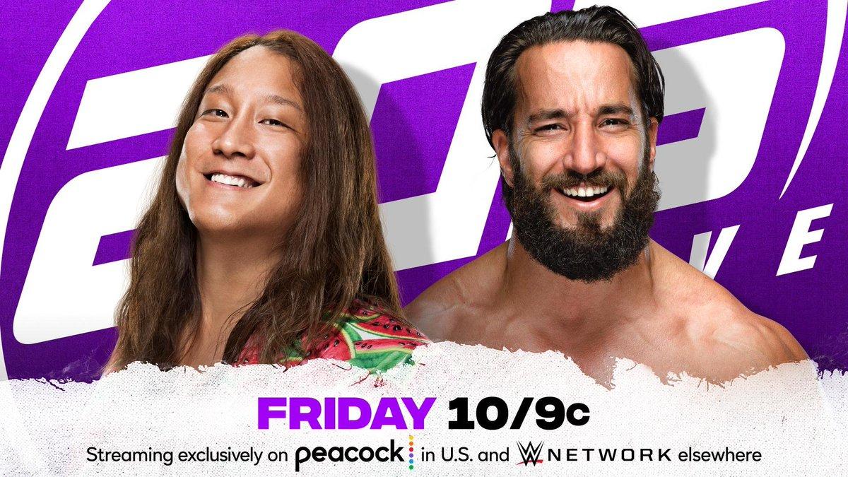 Cobertura: WWE 205 Live (18/06/2021) – Oriente!