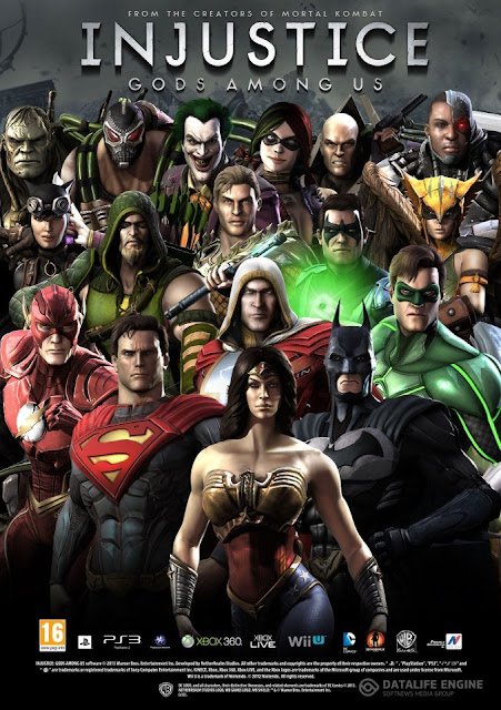 Injustice Gods Among Us Ultimate Edition FREE DOWNLOAD ...