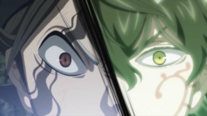 Top Ten Badass Rivalries in Anime