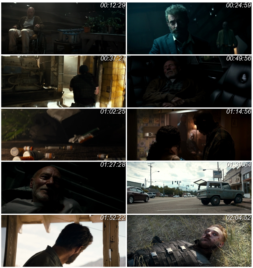 Logan 2017 Dual Audio Download 720p BluRay