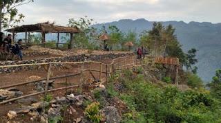 Bukit Mojo Gumelem Bantul