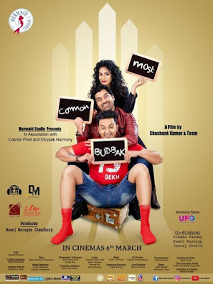 Most Common Budbak (2020) Hindi 720p WEBRip Download