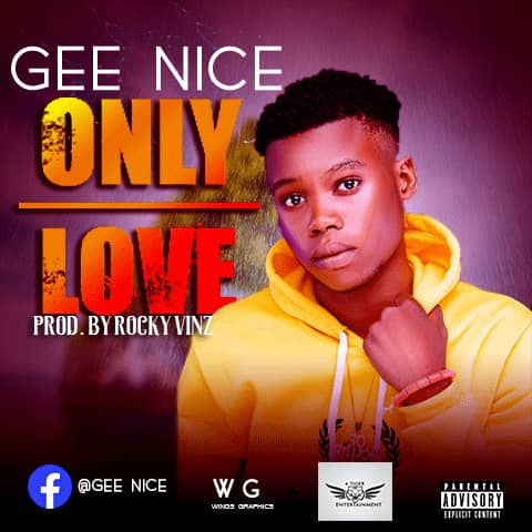 [Music] Only Love - Gee nice